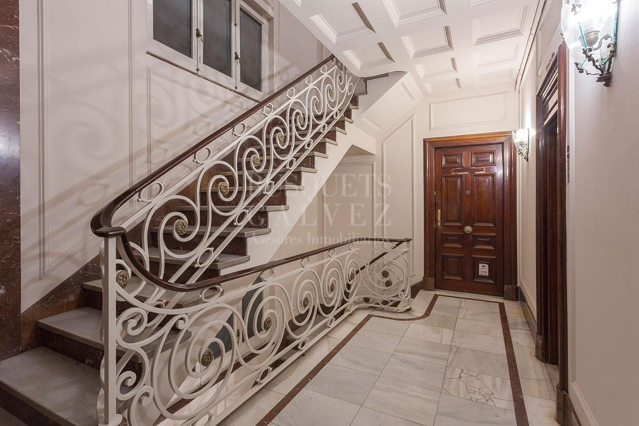 Apartment In The Paseo De Gracia Busquets G Lvez Viviendas ~ Pisos Para Reformar En Barcelona