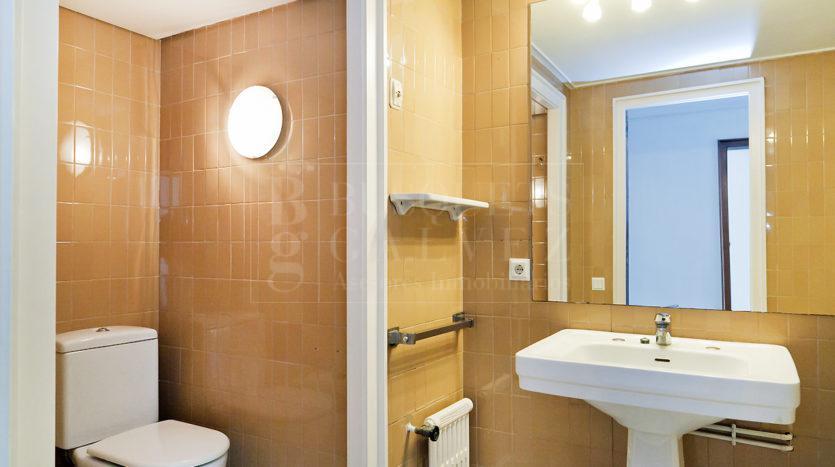 piso en venta en Barcelona Via Augusta
