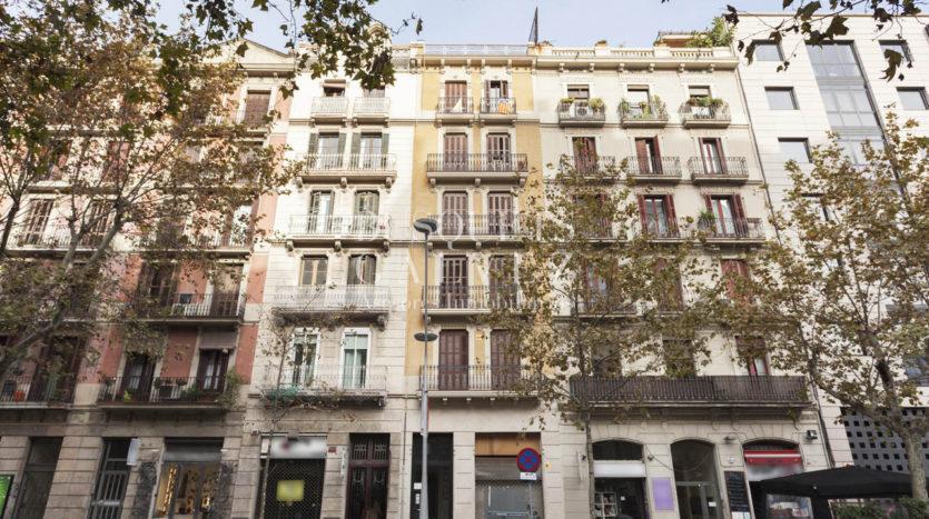 piso en venta en Barcelona Eixample