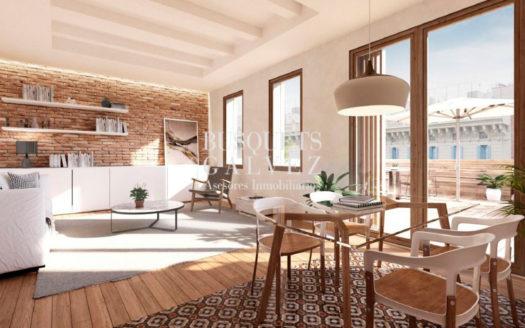 piso en venta en Barcelona Sant Antoni