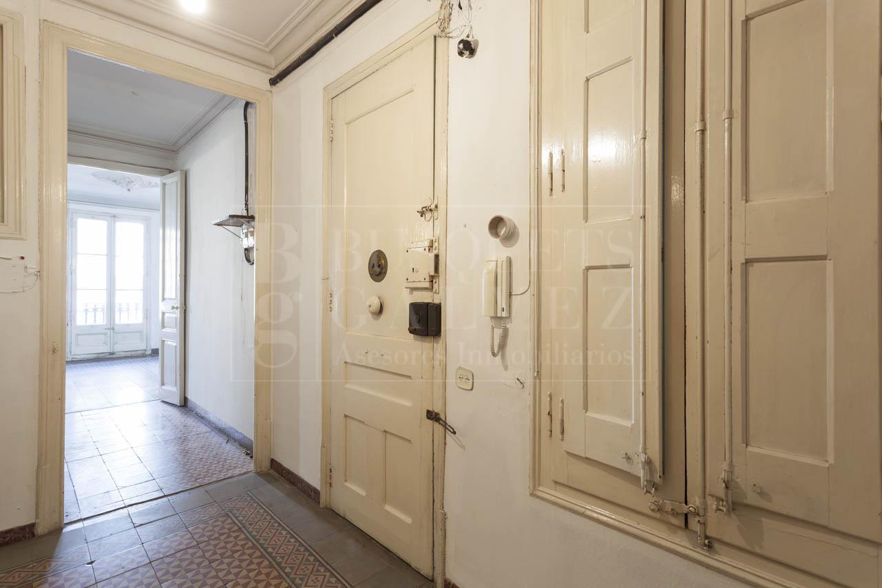 Beautiful Apartment in La Vila de Gràcia | Busquets Gálvez Viviendas