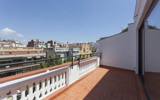 atico duplex en venta en Barcelona Arc de Triomf-55483
