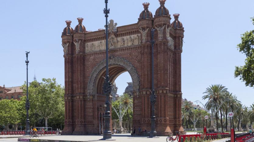 piso en venta en Barcelona Arc de Triomf